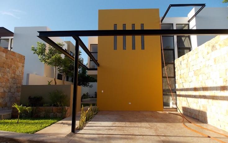 Foto de casa en venta en  , cholul, mérida, yucatán, 1275717 No. 01