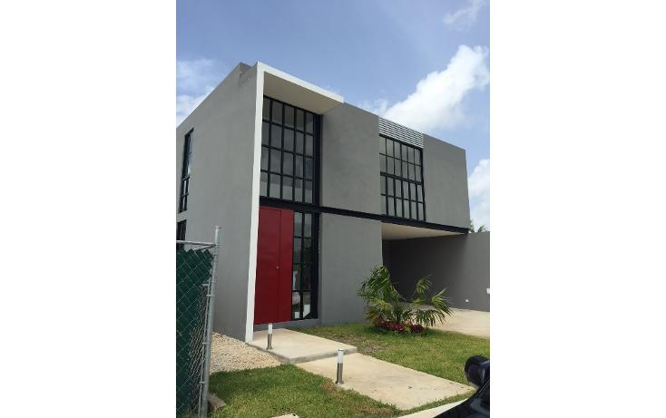 Foto de casa en venta en  , cholul, mérida, yucatán, 1275743 No. 01