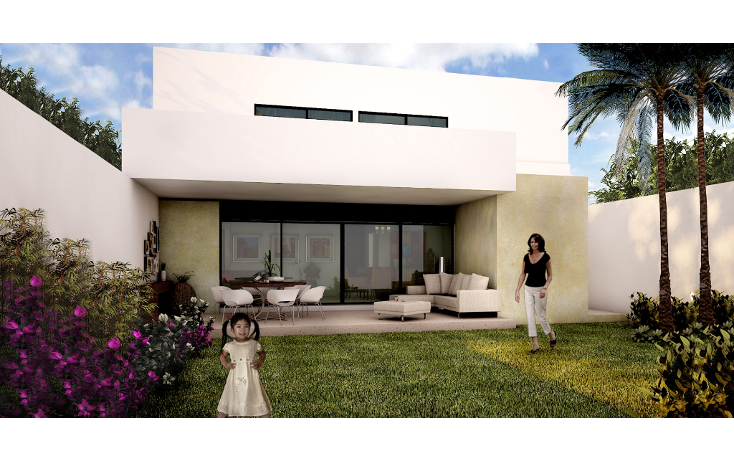 Foto de casa en venta en  , cholul, mérida, yucatán, 1276001 No. 03