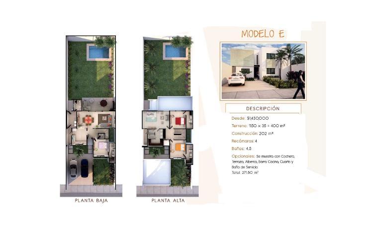 Foto de casa en venta en  , cholul, mérida, yucatán, 1276001 No. 08