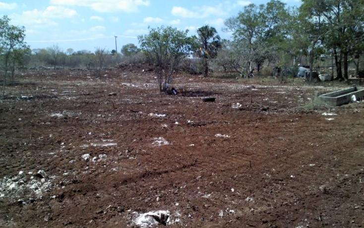 Foto de terreno habitacional en venta en  , cholul, mérida, yucatán, 1277553 No. 01