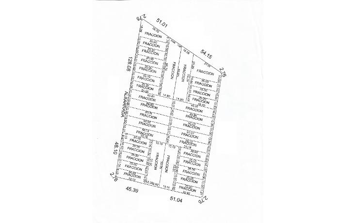 Foto de terreno habitacional en venta en  , cholul, m?rida, yucat?n, 1277553 No. 06