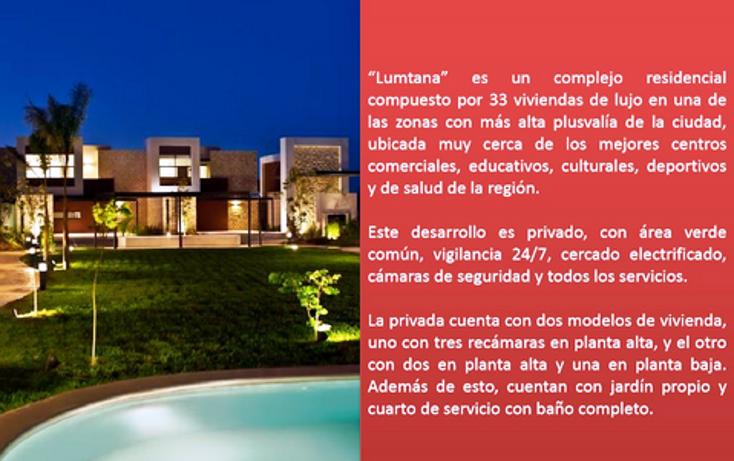 Foto de departamento en venta en  , cholul, mérida, yucatán, 1278367 No. 06