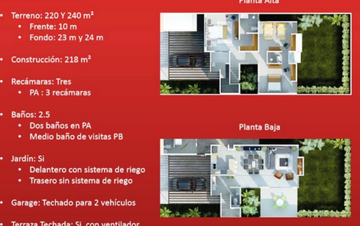 Foto de departamento en venta en  , cholul, mérida, yucatán, 1278367 No. 07