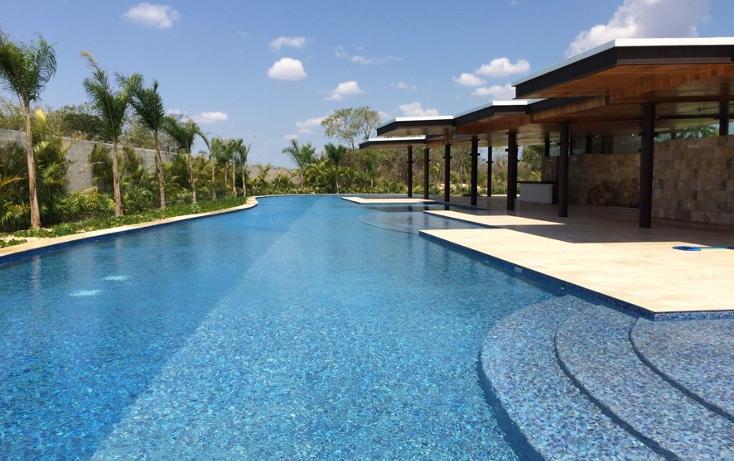 Foto de terreno habitacional en venta en  , cholul, mérida, yucatán, 1279019 No. 01