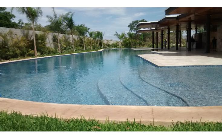 Foto de terreno habitacional en venta en  , cholul, mérida, yucatán, 1279019 No. 14