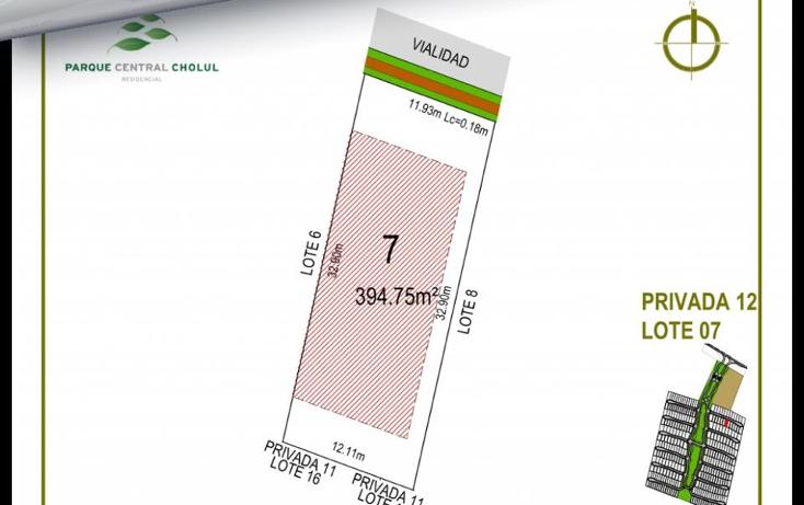 Foto de terreno habitacional en venta en  , cholul, mérida, yucatán, 1279019 No. 20