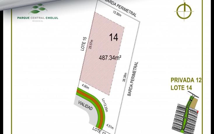 Foto de terreno habitacional en venta en  , cholul, mérida, yucatán, 1279019 No. 21