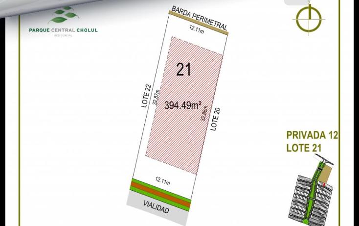 Foto de terreno habitacional en venta en  , cholul, mérida, yucatán, 1279019 No. 24