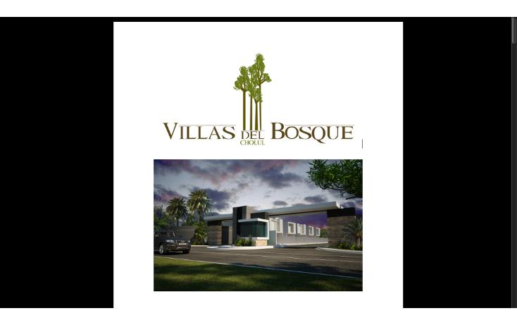 Foto de casa en venta en  , cholul, mérida, yucatán, 1282195 No. 04