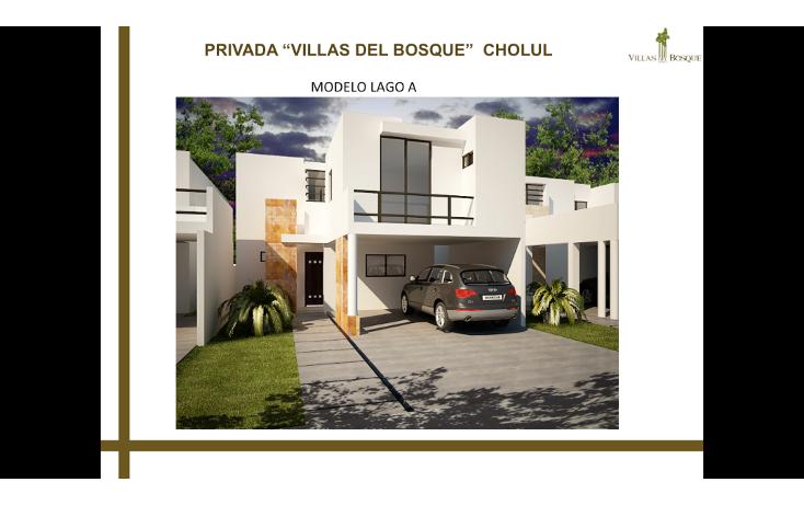 Foto de casa en venta en  , cholul, mérida, yucatán, 1282195 No. 05
