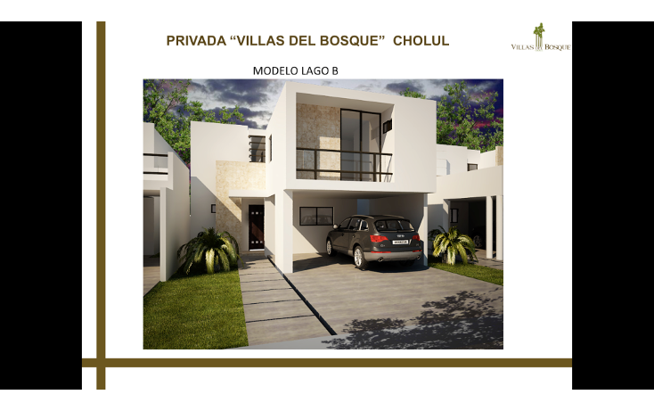 Foto de casa en venta en  , cholul, mérida, yucatán, 1282195 No. 07