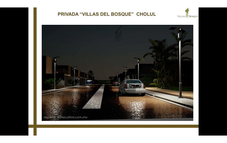Foto de casa en venta en  , cholul, mérida, yucatán, 1282195 No. 08