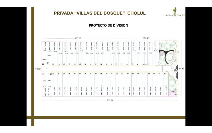 Foto de casa en venta en  , cholul, mérida, yucatán, 1282195 No. 13