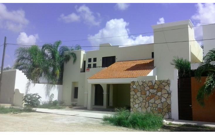 Foto de casa en venta en  , cholul, mérida, yucatán, 1282267 No. 01