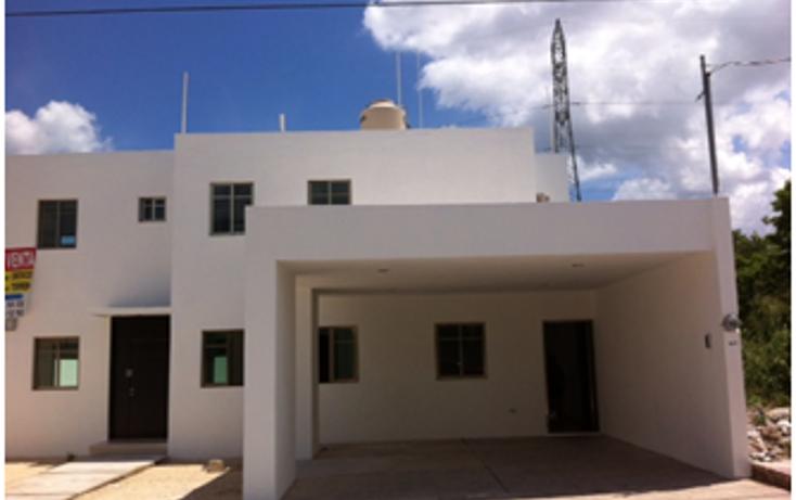 Foto de casa en venta en  , cholul, m?rida, yucat?n, 1284455 No. 01