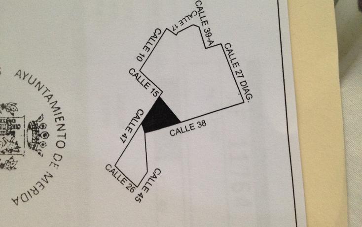 Foto de terreno habitacional en venta en  , cholul, mérida, yucatán, 1284945 No. 02