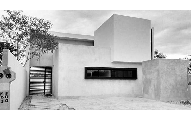 Foto de casa en venta en  , cholul, mérida, yucatán, 1288147 No. 01