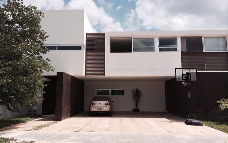 Foto de casa en venta en  , cholul, mérida, yucatán, 1293765 No. 01