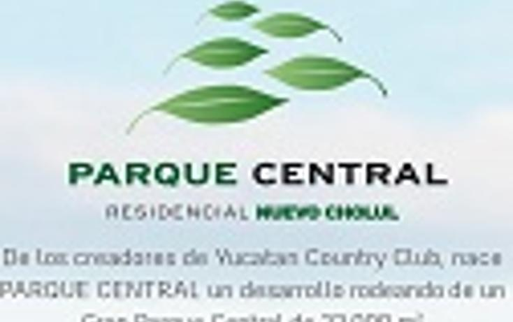 Foto de terreno habitacional en venta en  , cholul, mérida, yucatán, 1296191 No. 02