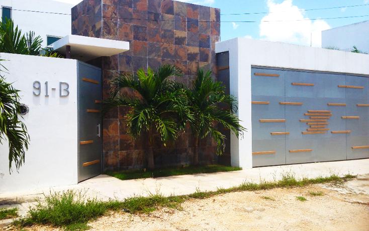 Foto de casa en renta en  , cholul, m?rida, yucat?n, 1297947 No. 01