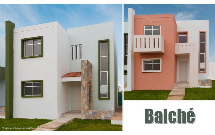 Foto de casa en venta en  , cholul, m?rida, yucat?n, 1299463 No. 01