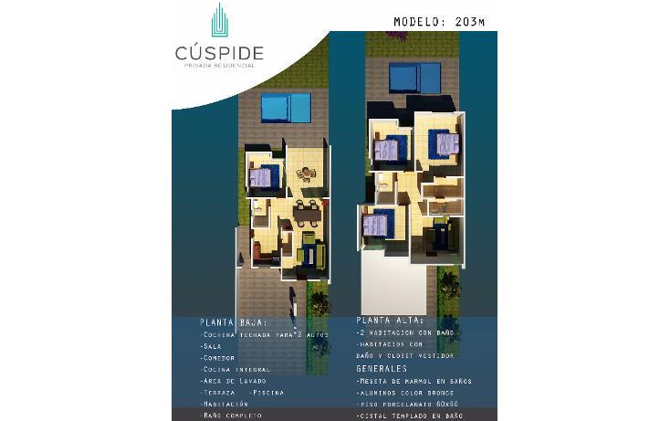 Foto de casa en venta en  , cholul, mérida, yucatán, 1300061 No. 07