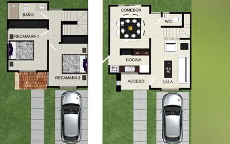 Foto de casa en venta en  , cholul, m?rida, yucat?n, 1300729 No. 02