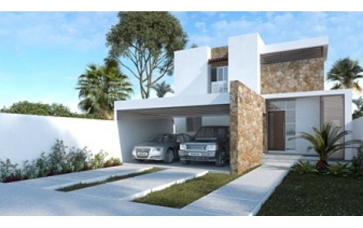 Foto de casa en venta en  , cholul, m?rida, yucat?n, 1300787 No. 01