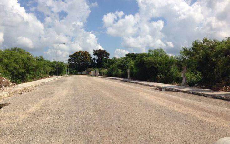 Foto de terreno habitacional en venta en, cholul, mérida, yucatán, 1303323 no 02