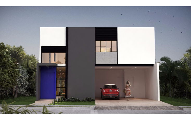 Foto de casa en venta en  , cholul, mérida, yucatán, 1314797 No. 01