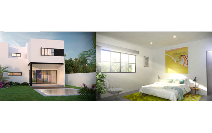 Foto de casa en venta en  , cholul, mérida, yucatán, 1314797 No. 02