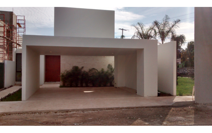 Foto de casa en venta en  , cholul, mérida, yucatán, 1317423 No. 01