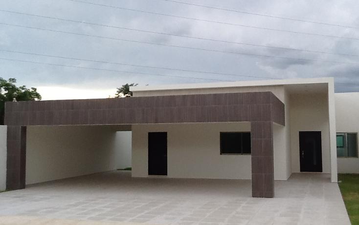 Foto de casa en venta en  , cholul, mérida, yucatán, 1320533 No. 01