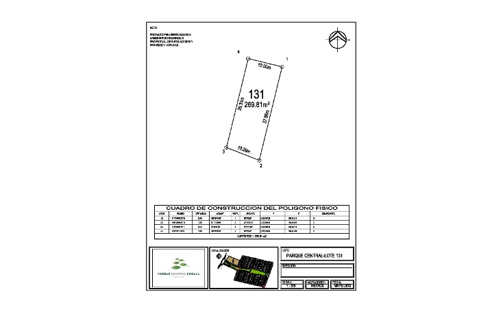 Foto de terreno habitacional en venta en  , cholul, m?rida, yucat?n, 1340101 No. 05