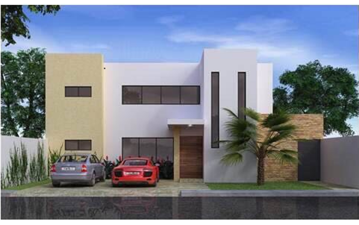 Foto de casa en venta en  , cholul, mérida, yucatán, 1340279 No. 01