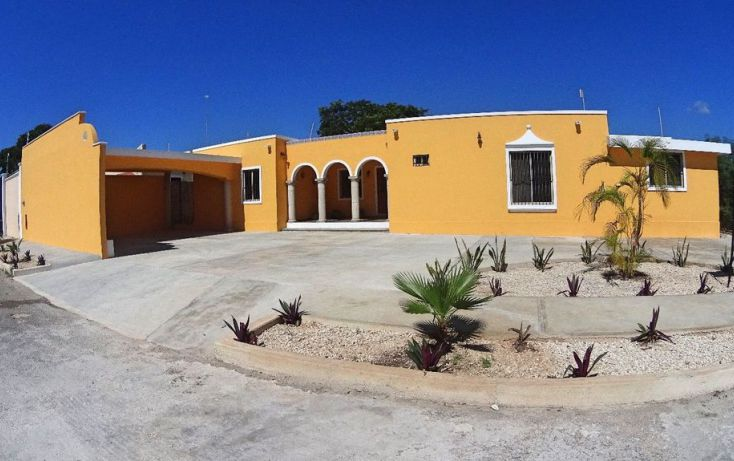 Foto de casa en venta en, cholul, mérida, yucatán, 1340771 no 01