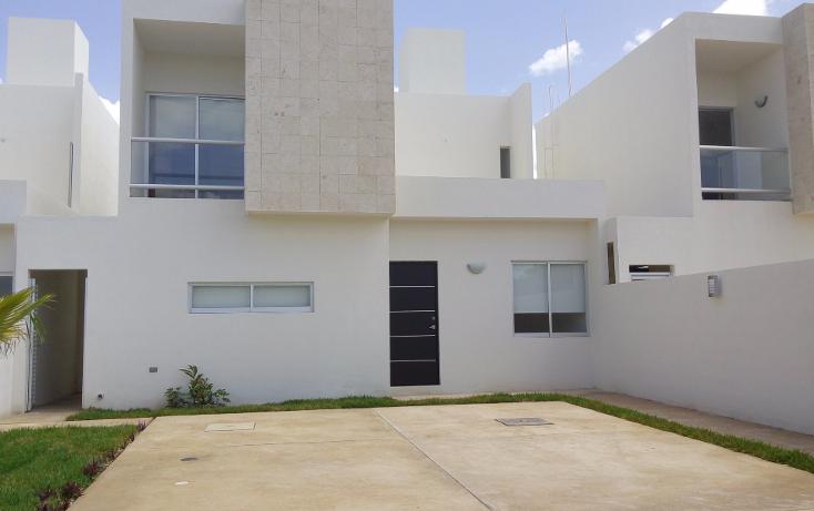 Foto de casa en venta en  , cholul, mérida, yucatán, 1343829 No. 01