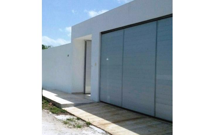 Foto de casa en venta en  , cholul, mérida, yucatán, 1358845 No. 01