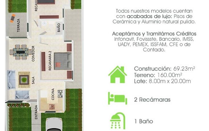 Foto de casa en venta en  , cholul, mérida, yucatán, 1361021 No. 11