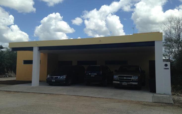 Foto de casa en venta en  , cholul, mérida, yucatán, 1361587 No. 01