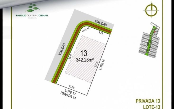 Foto de terreno habitacional en venta en  , cholul, m?rida, yucat?n, 1370155 No. 15