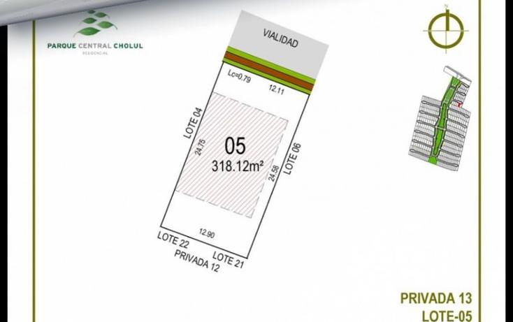 Foto de terreno habitacional en venta en  , cholul, m?rida, yucat?n, 1370155 No. 24