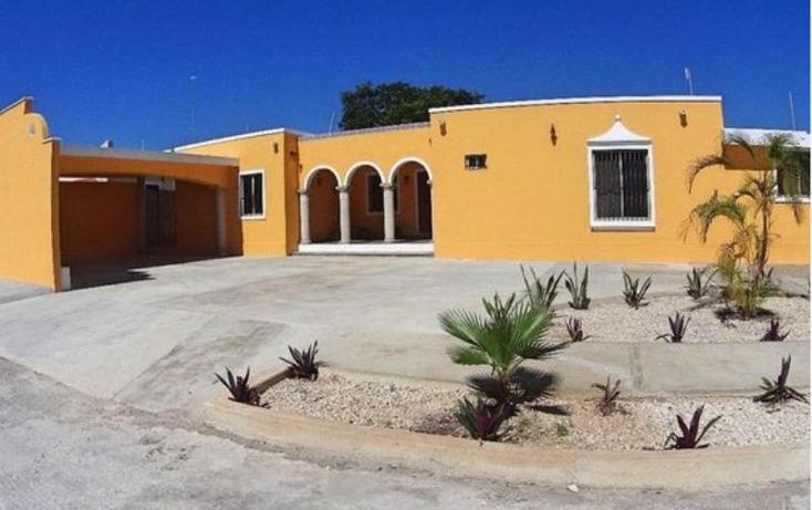 Foto de casa en venta en  , cholul, m?rida, yucat?n, 1372189 No. 01