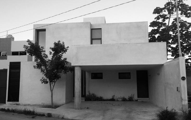 Foto de casa en venta en  , cholul, mérida, yucatán, 1373877 No. 01