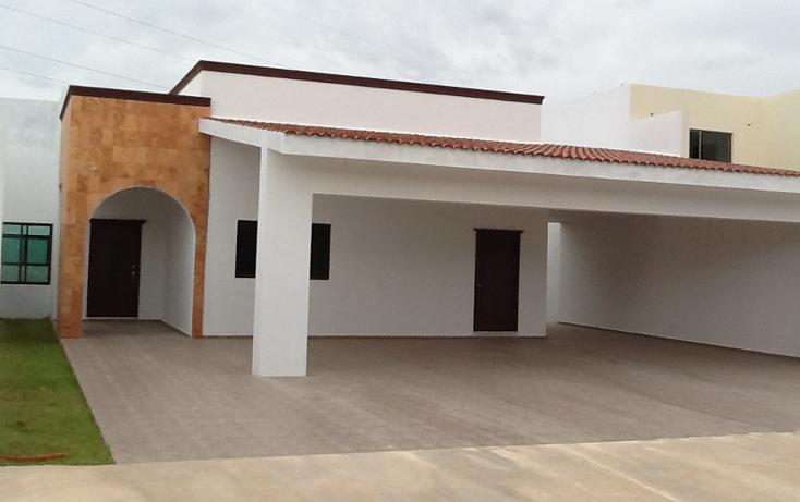 Foto de casa en venta en  , cholul, mérida, yucatán, 1374245 No. 01