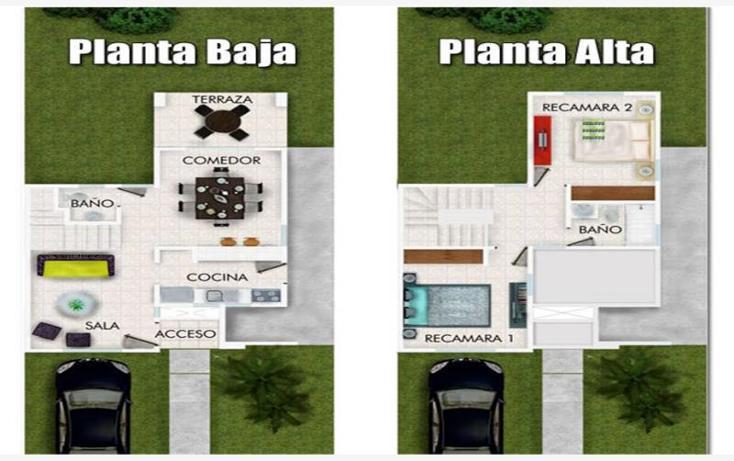 Foto de casa en venta en  , cholul, mérida, yucatán, 1374875 No. 02