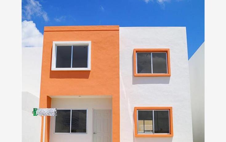 Foto de casa en venta en  , cholul, mérida, yucatán, 1374901 No. 01