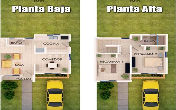 Foto de casa en venta en  , cholul, mérida, yucatán, 1374901 No. 02