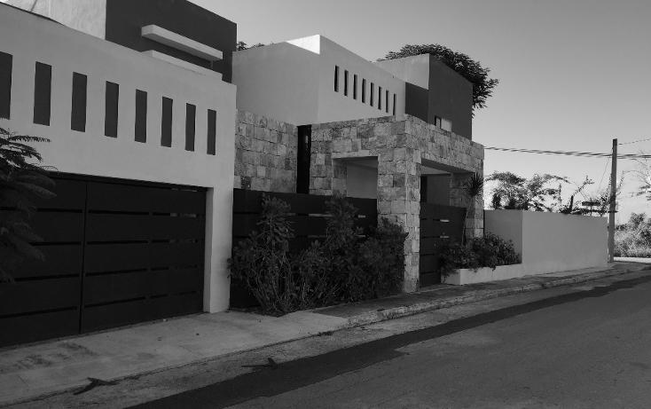 Foto de casa en venta en  , cholul, mérida, yucatán, 1380643 No. 01